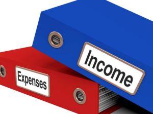 Einnahmen und Ausgaben müssen offen gelegt sein.