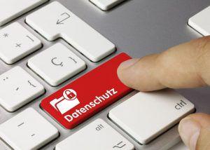 Datenschutz - sicherer Schutz vor Datendiebstahl